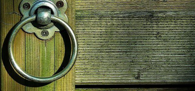 reforzar puerta